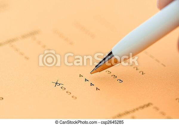 Exam - csp2645285