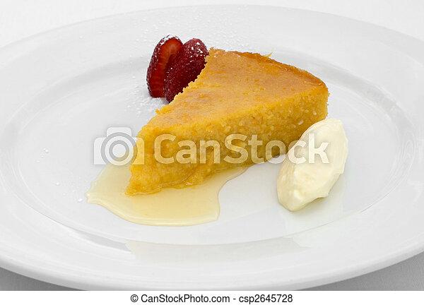Tempting Dessert - csp2645728