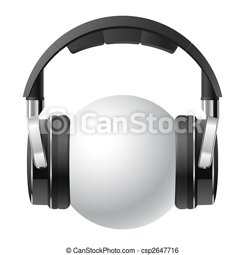 Headphones - csp2647716