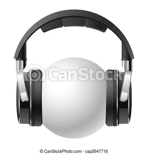 Headphones - csp2647716
