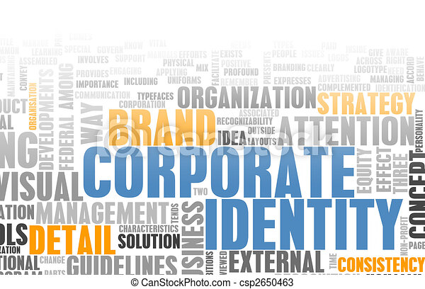 Corporate Identity - csp2650463