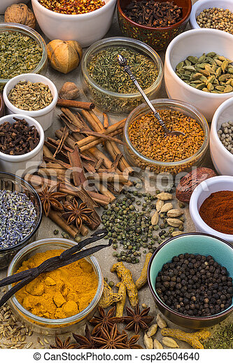 Spices and Dried Herbs