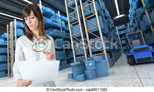 Inventory discrepancy
