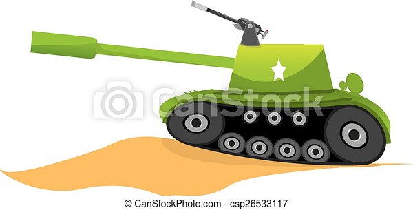 Vector Clip Art of vector army tank. military tank. army machine ...