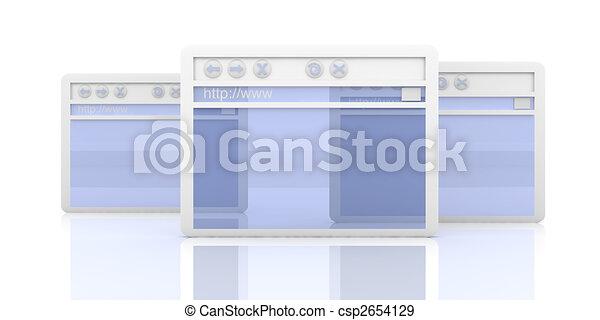 Browser Window - csp2654129