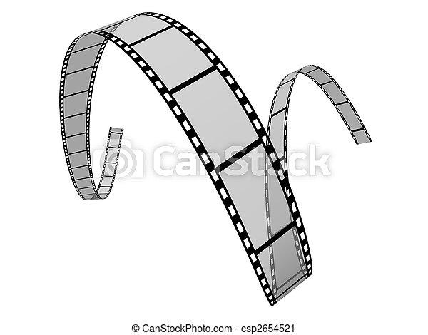 Film Strip - csp2654521
