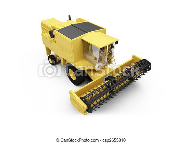 Combine Harvester - csp2655310