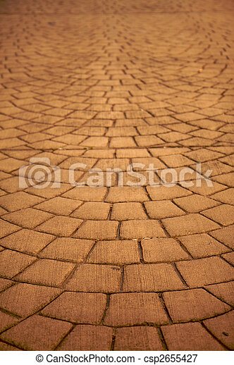 expanding pavers horizontal - csp2655427
