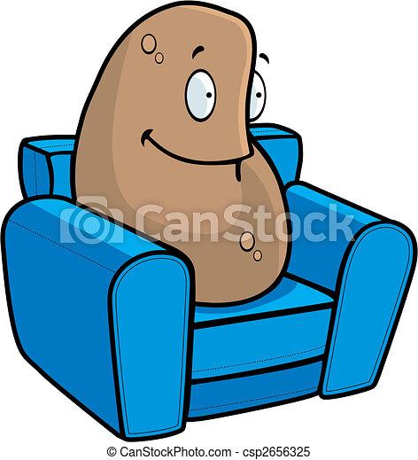 Couch Potato - csp2656325