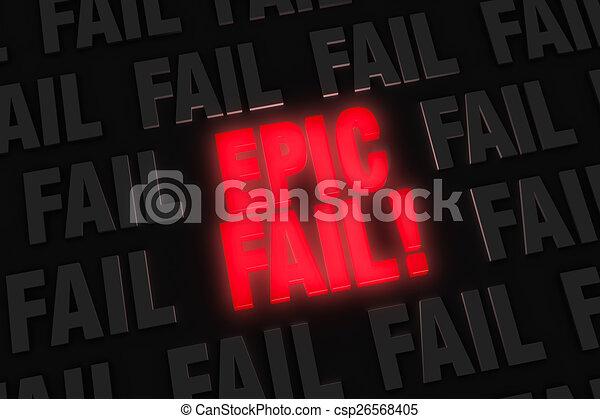 Epic Fail Clipart Energetic Epic Fail