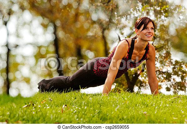 Fitness - csp2659055