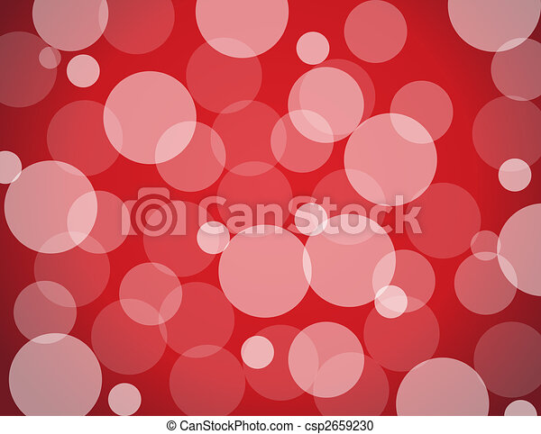 abstract sparkling lights background - csp2659230