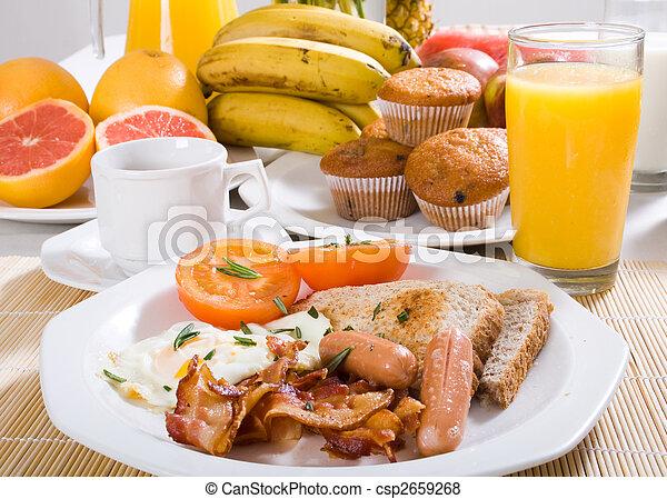 big breakfast - csp2659268