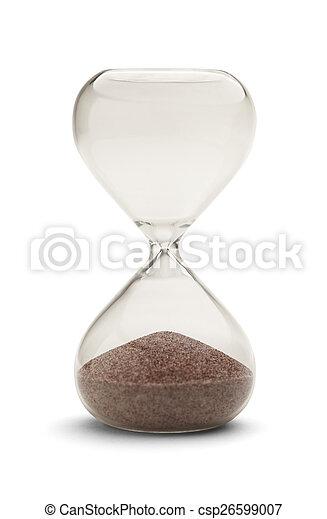 Hourglass - csp26599007