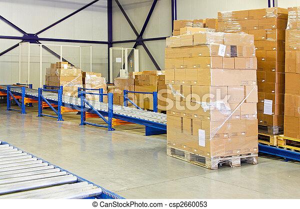 Conveyer transport ramp - csp2660053