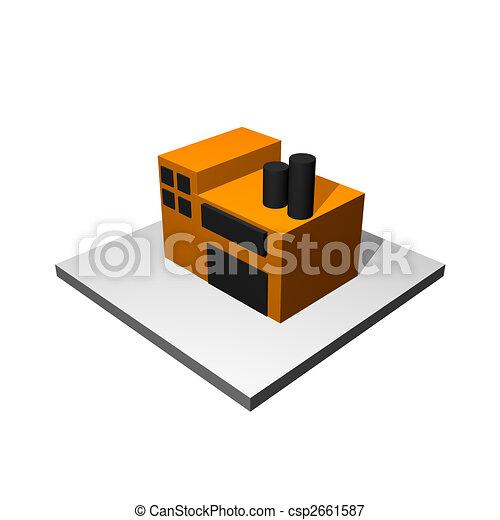 Factory - csp2661587
