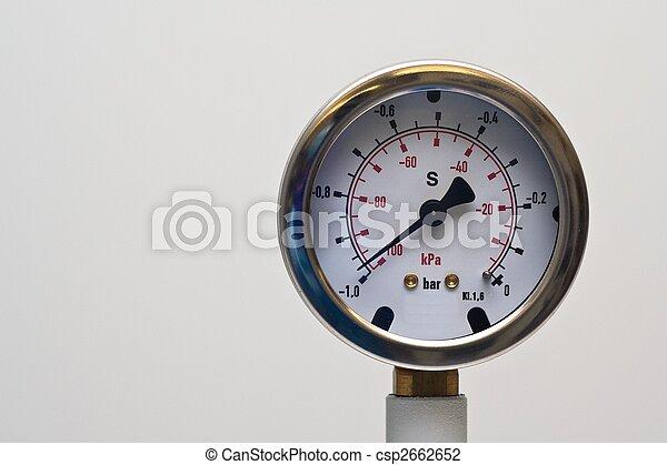 Pressure dial - csp2662652