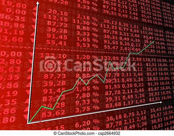 rising stock statistic - csp2664932