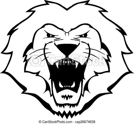 Løve billede