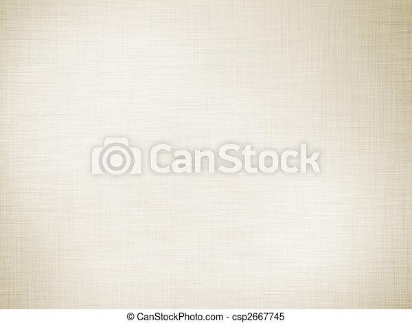 Cotton Texture - csp2667745