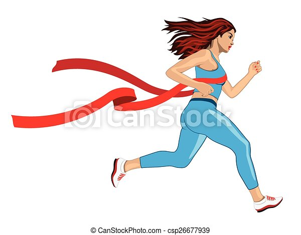 how to draw a person running forward
