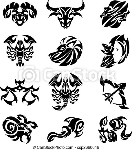 Virgo Tattoo Stock Images, Royalty-Free Images & Vectors