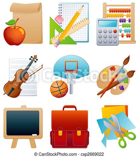 education icon - csp2669022