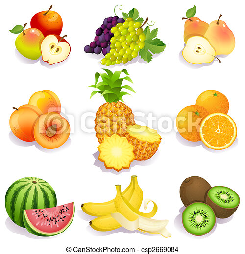 fruits - csp2669084