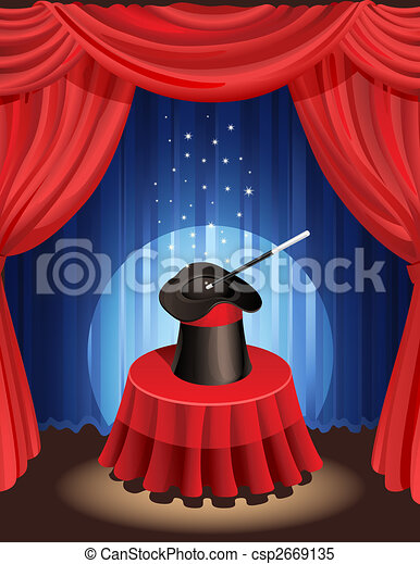 Magic Illustrations and Clip Art. 173,776 Magic royalty free ...