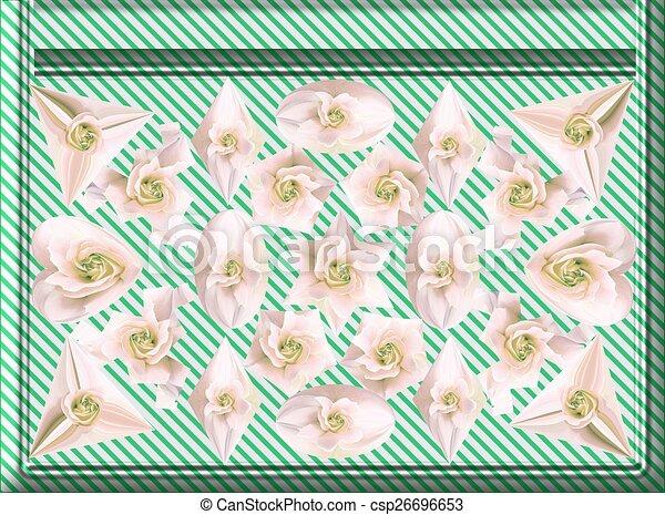 Multiple Flower Drawings Multiple Flower Roses