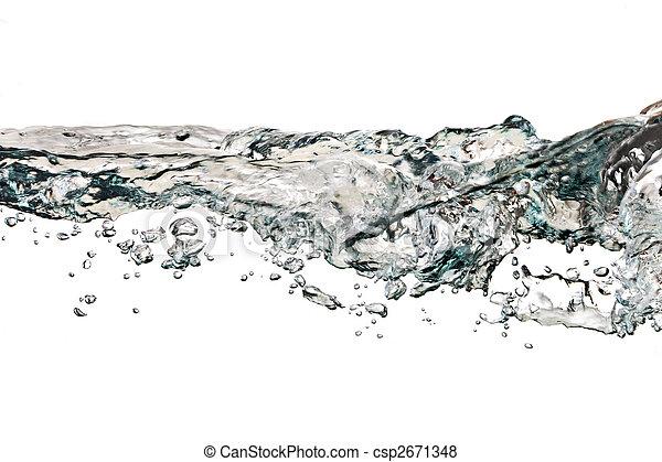 water surface - csp2671348