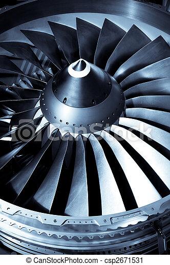 engine blades - csp2671531