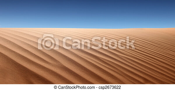 Desert Landscape - csp2673622