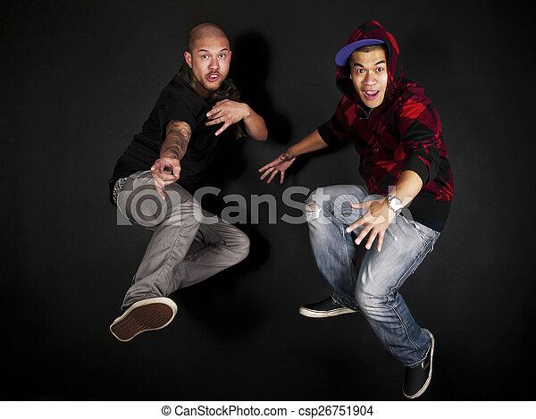 Hip Hop Dancers (2 Male)