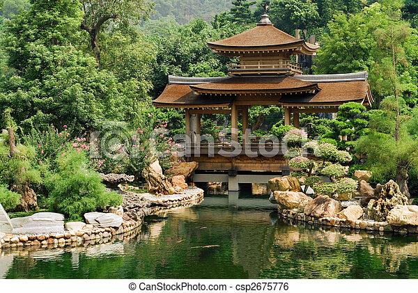 image de traditionnel maison chinois tang it est csp2675776 recherchez des. Black Bedroom Furniture Sets. Home Design Ideas