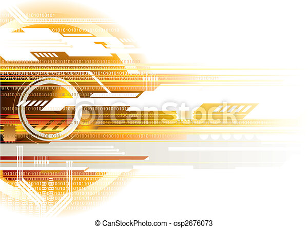 Internet Background - csp2676073
