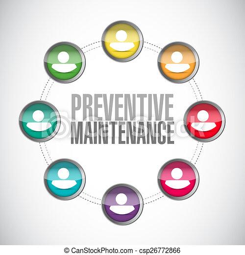 preventive maintenance people diagram sign concept clip home improvement clip art images home improvement store clipart