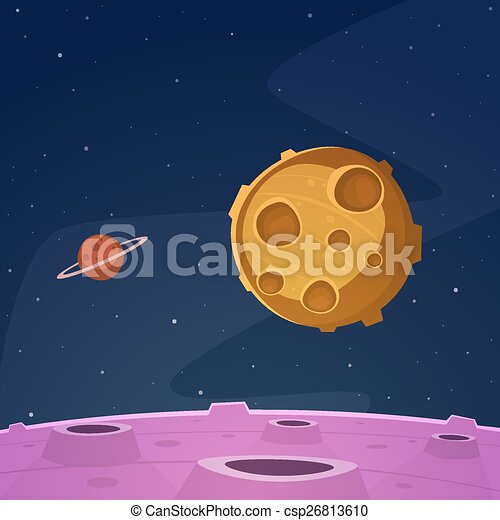 Space Background Clipart