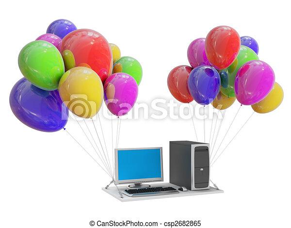 PC Workstation gift - csp2682865
