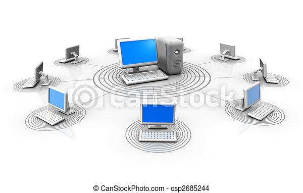 Network server - csp2685244