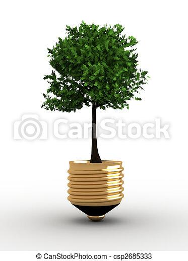 Ecology concept - csp2685333