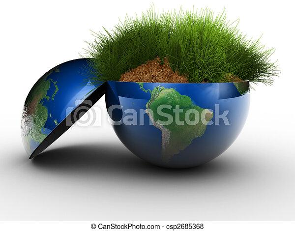Environment concept - csp2685368