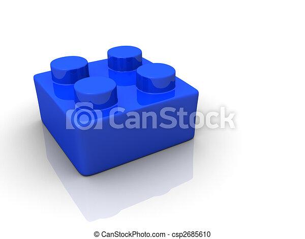 Lego toy block - csp2685610