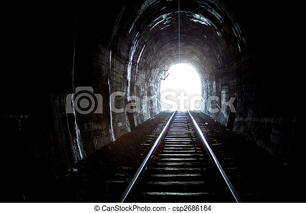 tunnel,  train - csp2686184