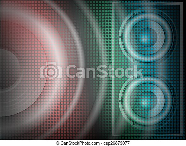 Bright Lites  - With Speakers - csp26873077