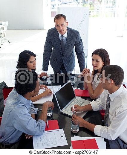 studera, färsk,  plan, affär, folk - csp2706147