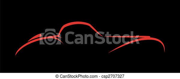 Car  logo. - csp2707327