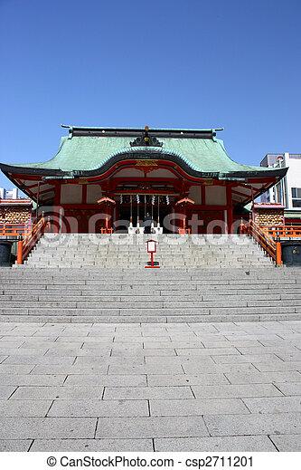 Hanazono Shrine in Shinjuku, Tokyo - csp2711201