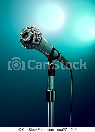 Microphone - csp2711240