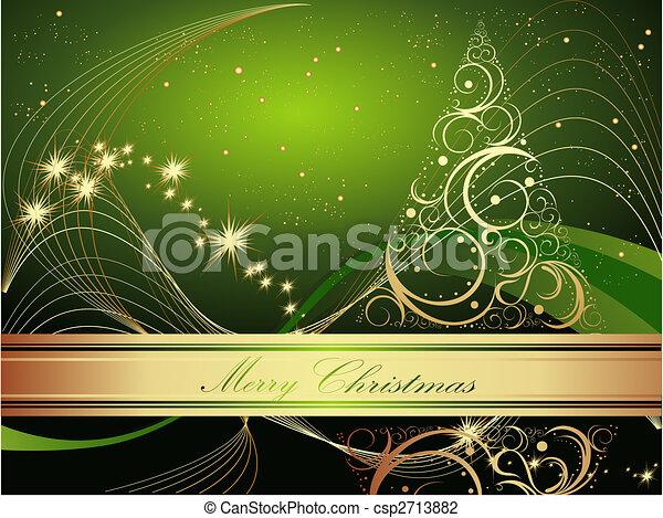Merry Christmas - csp2713882